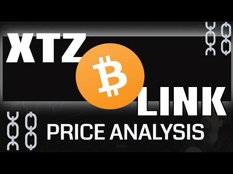 DUMP OR PUMP? Bitcoin Price Prediction Today | Chainlink & TEZOS TECHNICAL Analysis | BTC XTZ LINK🏮