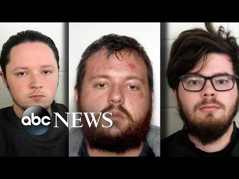 More alleged members of neo-Nazi group called 'The Base' arrested | ABC News