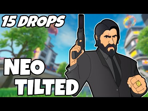 I Dropped Neo Tilted 15 Times And Then It Got Vaulted (Fortnite)