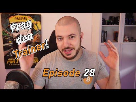 Frag den Trainer! Episode 28 | Bitcoin und IOTA Transaktionen, Nodes und vieles mehr!