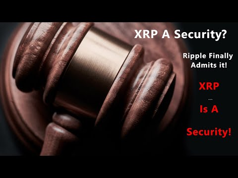 It's Over for XRP – Ripple Admits it!
