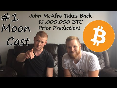 """Bitcoins A Dinosaur""  1 Million $ Ruse! Our Thoughts On Bitcoin After John McAfee Came On The Show!"