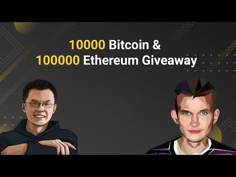 Binance: Bitcoin BTC & Ethereum ETH 2.0 Massive Competition   ETH 2.0 Bigger than Bitcoin BTC  