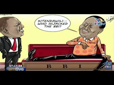 Tanga Tanga wing is on the verge of losing Kakamega – Eseli Simiyu