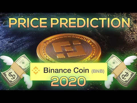 (BNB) Binance Coin Price Prediction 2020 & Analysis