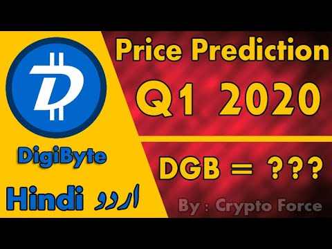 Digibyte (DGB) Price Prediction  2020 | DGB Price Targets Q1 2020!