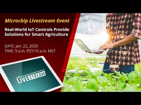 Real-World IoT Controls Provide Solutions for Smart Agriculture