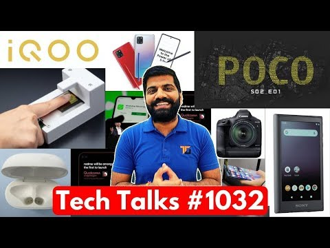 Tech Talks #1032 – Poco F2 Pro, Realme Buds Air Neo, Whatsapp Dark Mode, Realme 6i Leaks, P40