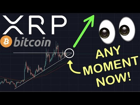 BE PREPARED: XRP/RIPPLE ON THE VERGE OF BREAKOUT   VOLUME IS ABOUT TO FLOOD IN!   PRICE SURGE