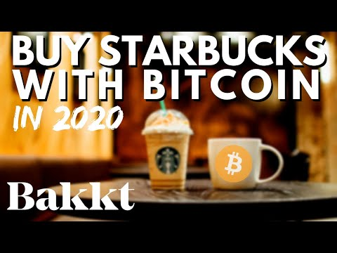 Use Bitcoin at Starbucks | Bakkt | New Bill For Cryptocurrency | Rhovit