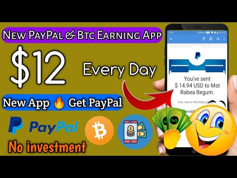 Earn up to $12 Dollar Paypal And Bitcoin Cash 🔥 Every Day – Without Investment in [Hindi]