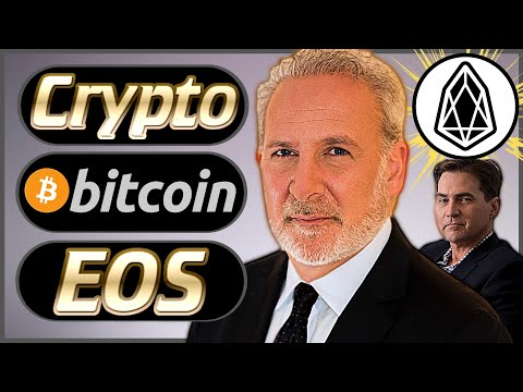 Crypto News Weekly #55 – Bitcoin, EOS Comeback! – Peter Schiff Bitcoin! – Craig Wright Video & More!