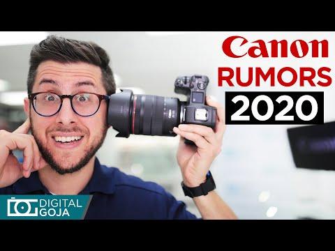 Canon EOS RS, EOS R Mark ii & New RF lenses? | Canon Rumors 2020
