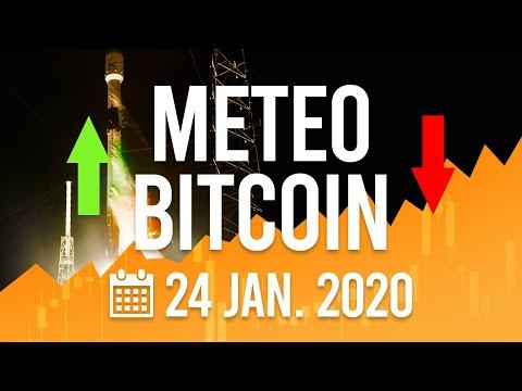 La Météo Bitcoin FR – 24/01 – Analyse Crypto Fanta