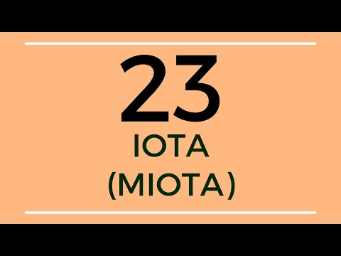 Beware! IOTA Is Overbought! ❗️❗️ | Technical Analysis (22 Jan 2020)
