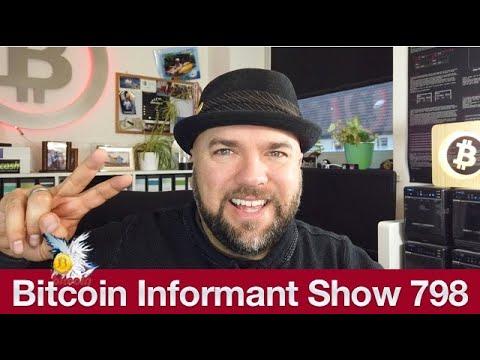 #798 Bitcoin Cash Entwickler Abgabe, Tether Gold gedeckter Token &Chiliz Exchange