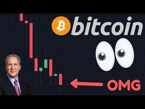 INSANE BITCOIN CRASH TO THIS CRAZY TARGET!!!! | Peter Schiff Lost BTC Password