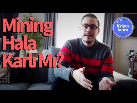 Mining Hala Karlı Mı? Güncel Bitcoin/Ethereum Mining Videosu (24 Ocak 2020)