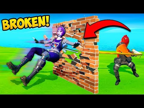 *PERFECT TIMING* HARPOON THROUGH WALLS!! – Fortnite Funny Fails and WTF Moments! #808