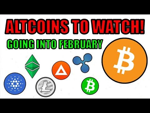 COINS TO WATCH: Interesting Development With Ripple, Litecoin, Cardano, Ethereum Classic, & BAT! 👍