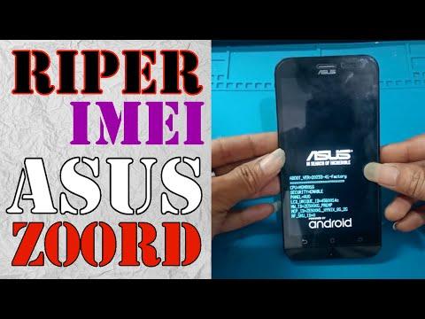 Cara/Tutorial Riper Imei Plus QCN  ASUS Zenfone 2 Z00RD   Dengan Cara Mudah Dan TESTED