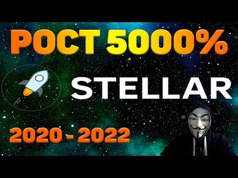 Stellar lumens (XLM) прогноз 2020-2022! XLM ПРОГРЕВАЕТ РАКЕТУ – РОСТ 50x!