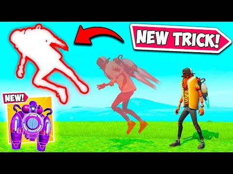 *NEW TRICK* HOW TO FLY INVISIBLE!! – Fortnite Funny Fails and WTF Moments! #809