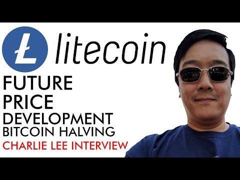 Litecoin – Future, Price, Development & Bitcoin Halving  [Charlie Lee Interview]