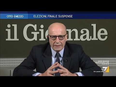 """Emilia-Romagna, Alessandro Sallusti: """"Conte rischia in entrambi i casi: sia se il Pd vince sia …"""