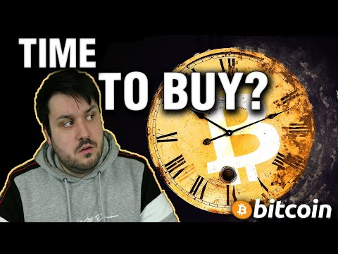 Time to Buy Bitcoin – RIGHT NOW?