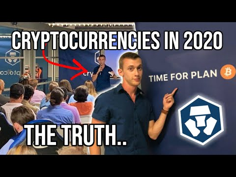 THE FUTURE OF CRYPTOCURRENCIES REVEALED (MUST WATCH) Crypto.com Meetup Miami, FL