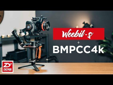 WEEBIL S + BMPCC4k | The Ultimate Compact Gimbal Setup