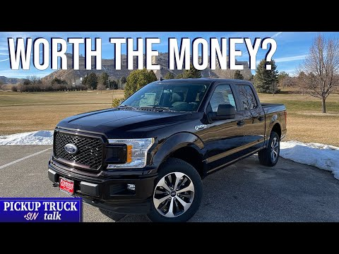 Popular Ford Half-Ton Truck – 2020 Ford F-150 XL, STX Package Review