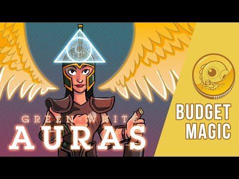 Budget Magic: $86 (17 tix) GW Auras (Standard, Magic Arena)