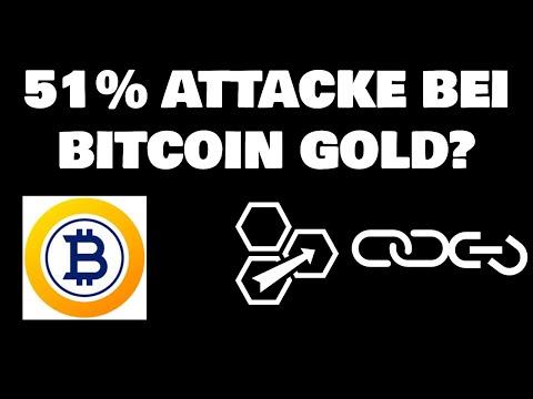 51 Prozent Attacke bei Bitcoin Gold? Kryptos vs. Cash