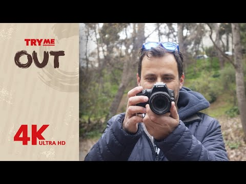 Try Me Out: Canon Eos 250D