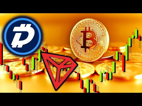 BITCOIN BULLISH OVER $9000 | Tron and Justin Sun Sued | DigiByte on iOS | Crypto News