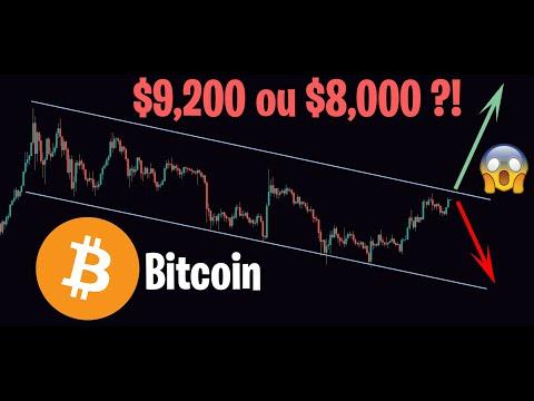 BITCOIN RETOUR AU DESSUS DE $9,000 ! DIRECTION $10,000 ?!  – Analyse Crypto Ethereum Altcoin – 28/01