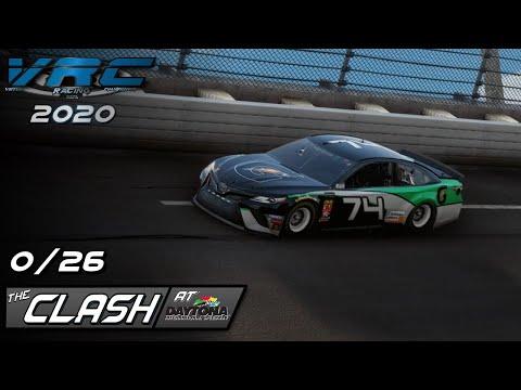 VRC 2020 – Clash at Daytona – Race 0/26