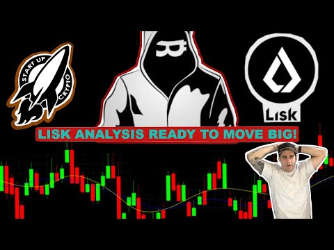 LISK ANALYSIS READY TO MOVE BIG! & WAITING ON BTC CONFIRMATION