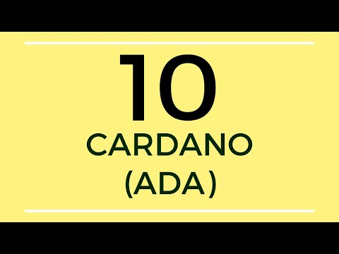 Cardano Whales, That's Not A iH&S, is it? 🤔 | ADA Price Prediction (27 Jan 2020)