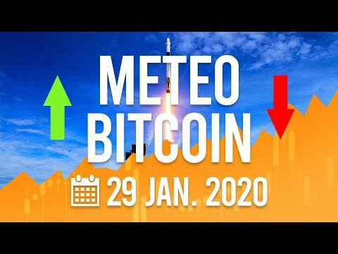 La Météo Bitcoin FR – 29/01- Analyse Crypto Fanta