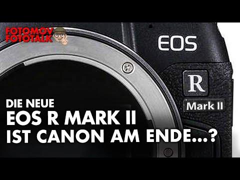 Die neue Canon EOS R Mark II