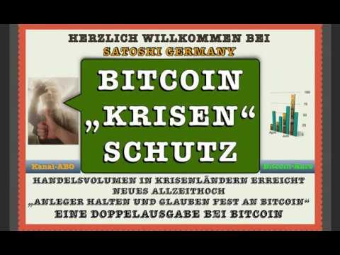 """""""BITCOIN & GOLD als KRISENSCHUTZ""""   'Crazy Bitcoin Hodlers' Kryptowährungen-News"""