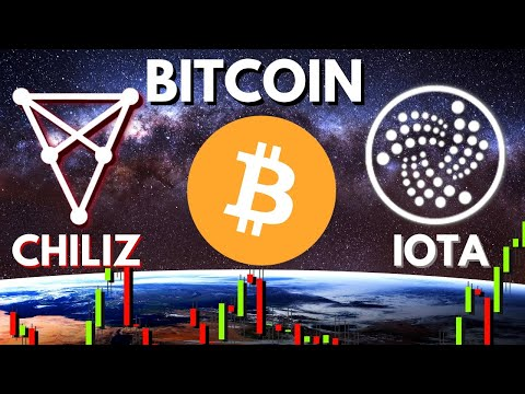 BTC BREAKS $9,400 | IOTA Updates | Chiliz Sports Crypto Exchange | Bitcoin Halving | Crypto News