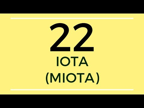 IOTA Is Hitting The SkinnyPinkLine 🏌️ | IOTA Price Prediction (29 Jan 2020)