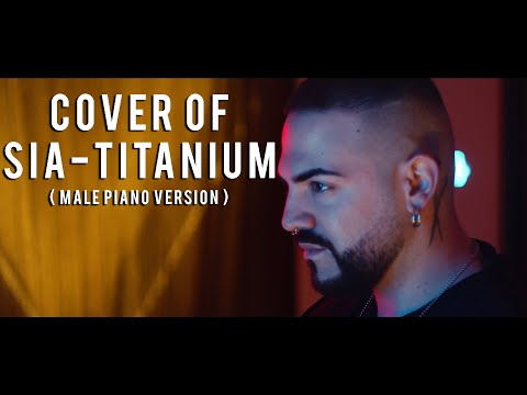 #Sia #Titanium #Cover || SIA -TITANIUM ( Piano Version Mirko Manzo Cover)