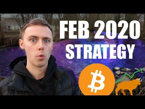 🧠 UPDATE: Crypto Investing Strategy – February 2020
