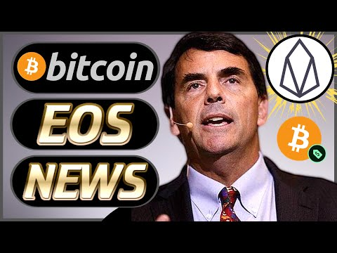 Crypto News Weekly #56 – Bitcoin – New EOS Projects! -Time Draper Price – Deutsche Bank & More!
