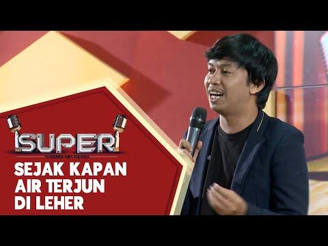 Aly Akbar: Sejak Kapan Air Terjun Ada Di Leher – SUPER